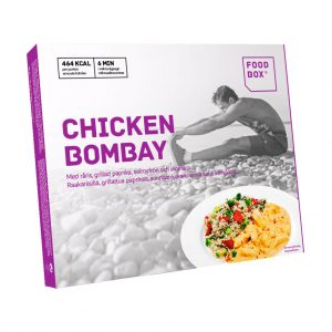 Chicken Bombay